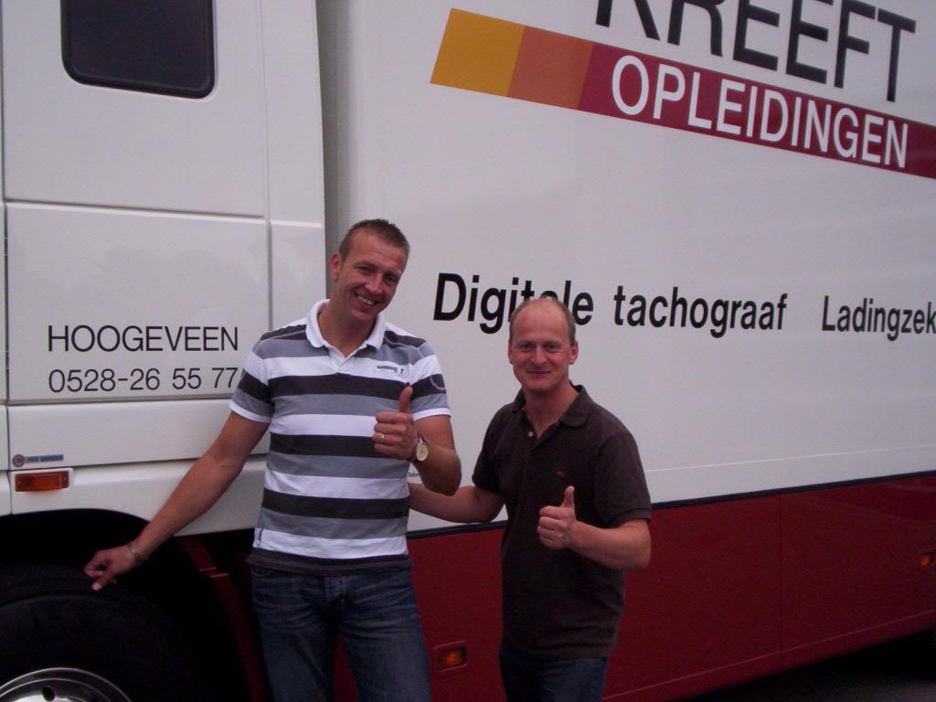 Vrachtwagenchauffeur worden regio Geldermalsen