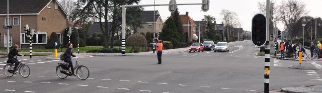 kreeft-verkeersregelaar
